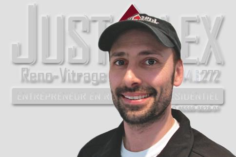 Marc Loranger | Président Vitrerie Justalex