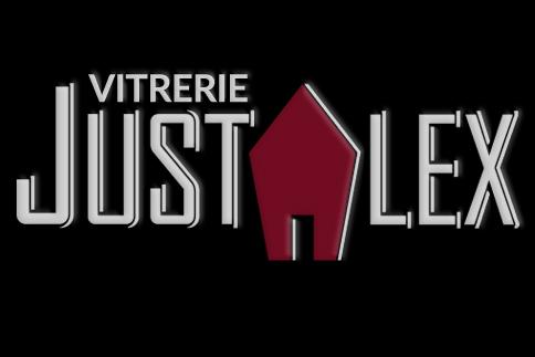 Vitrerie Justalex Logo