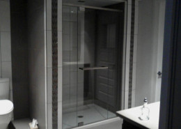 Vitrerie Justalex cloison de douche
